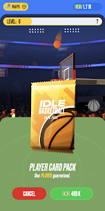 Basketball Idle MOD (Unlimited Money) 2