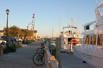 Photo: Boardwalk Looking East Photo courtesy David Sobotta