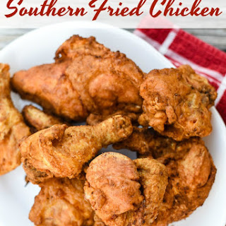 How to Make Mom's Amazing Southern Fried Chicken.