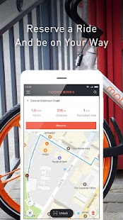 Mobike - Smart Bike Sharing- screenshot thumbnail