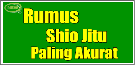 Rumus Shio Jitu Paling Akurat Apps On Google Play
