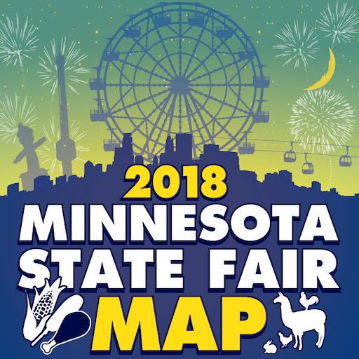 Minnesota State Fair Map | Offline GPS & Vendors!