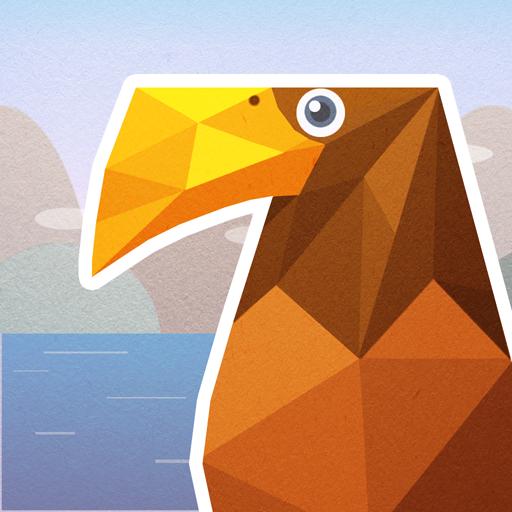 Chigiri: Paper Puzzle Icon
