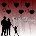 Poems For All Occasions - Love, Family icon