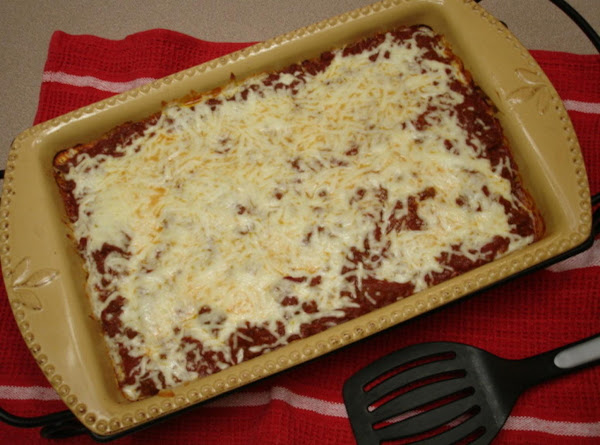 Linguine With Meat Sauce Recipe