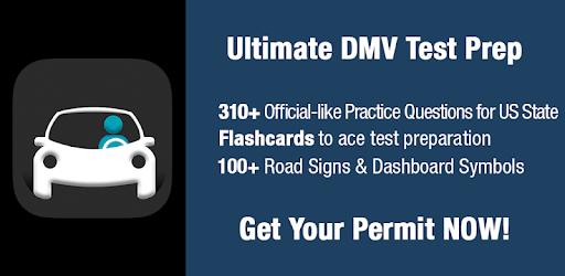DMV Ultimate Exam Prep 2019 - Permit Practice Test - Apps on