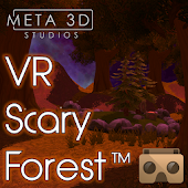 VR Scary Forest - Cardboard
