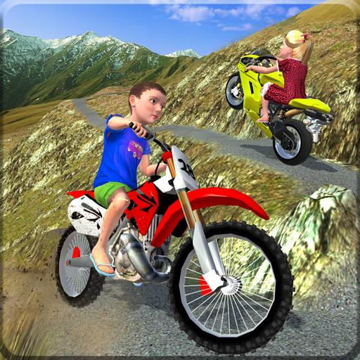 Kids Offroad Motorbike Racing Driver (game)