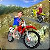 Kids Offroad Motorbike Racing Driver