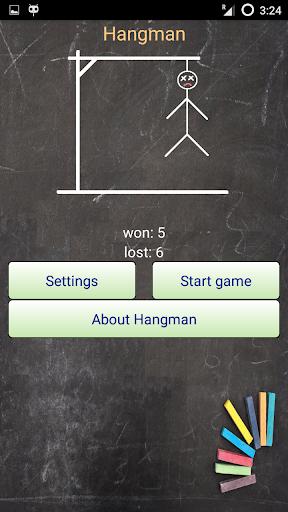Hangman free Game