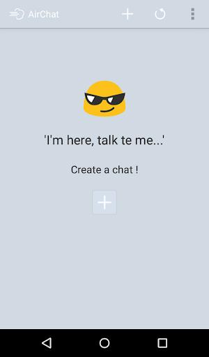 AirChat messenger