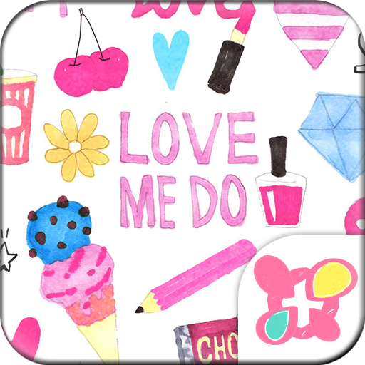 Cute Wallpaper Love Me Icon