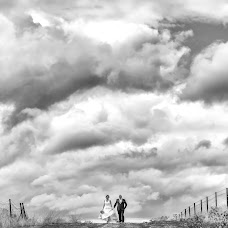 Bryllupsfotograf Javi Calvo (javicalvo). Bilde av 04.12.2018