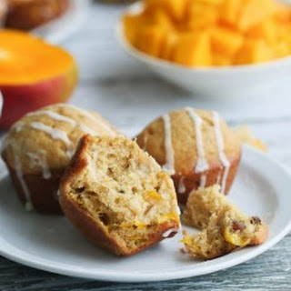 Banana Mango Muffin