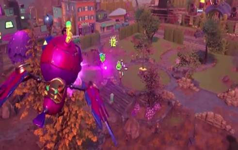Tip and trick for Garden Warfare 2 - náhled