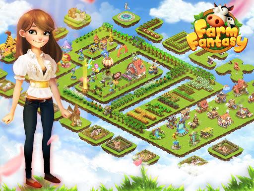 玩免費休閒APP|下載浪漫庄园-Farm Fantasy(天空农场) app不用錢|硬是要APP