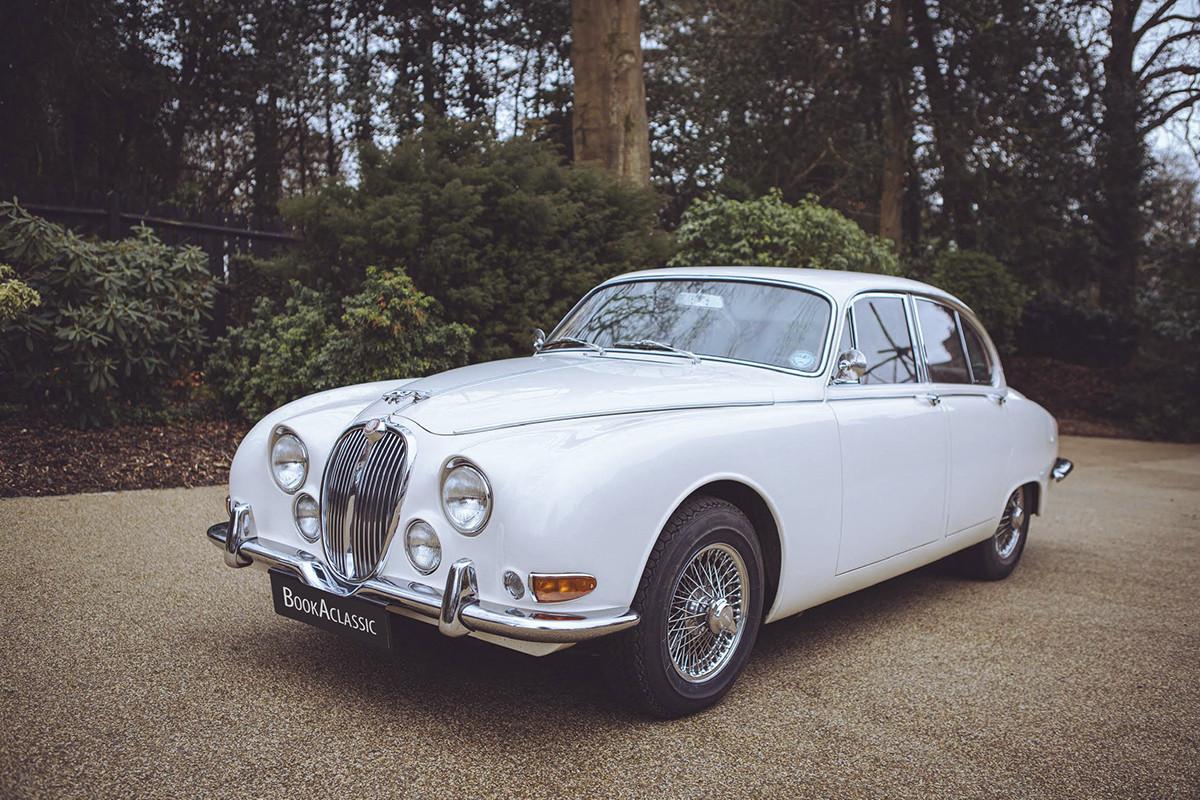 Jaguar S-type Hire Oxted
