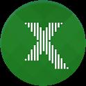 Radio X icon