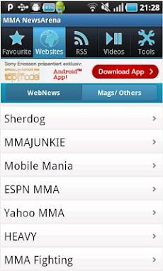 MMA NewsArenaのおすすめ画像5