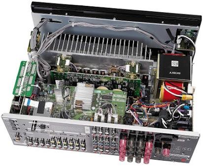 Sony Str Da5300es Service Manual