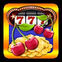 Wild Cherry Slots Free Machine icon