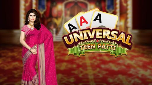 Universal Teen Patti - Indian Poker Game screenshots 17