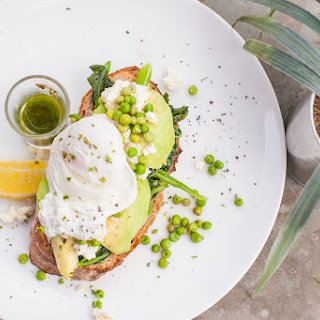 Avocado Toast Just Got More Interesting (and Delicious) with This Bali-Inspired