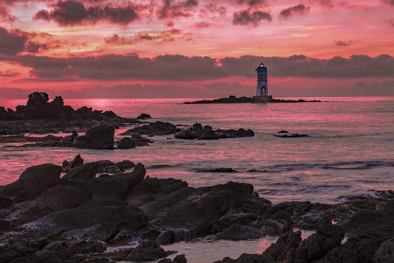 Pink sunset di Nefti-Monica