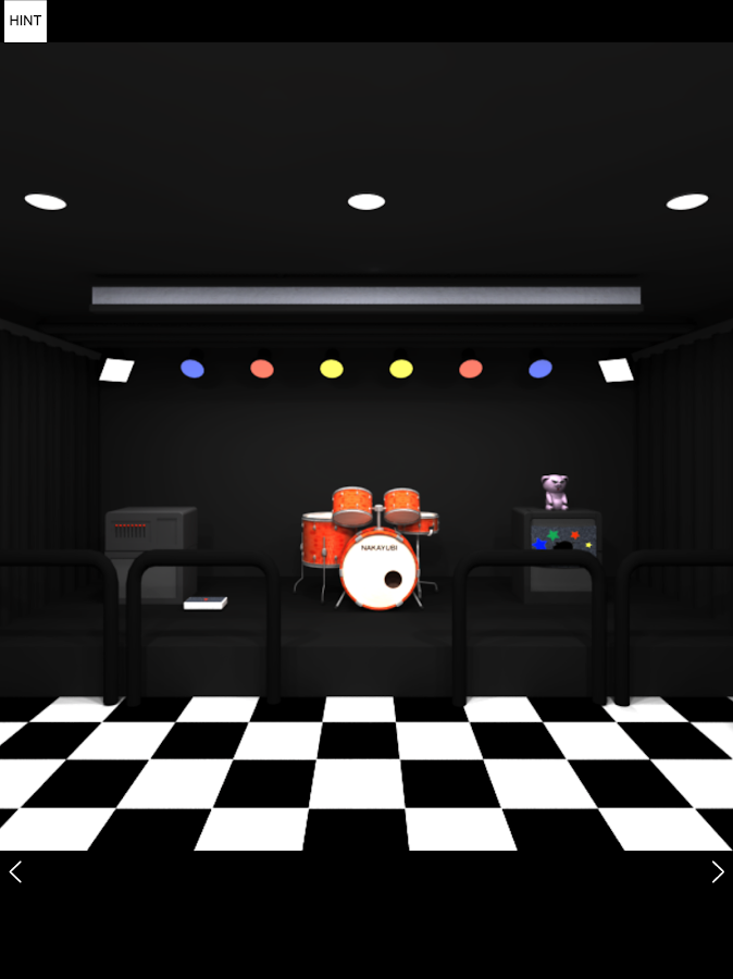 Escape Game-Music Club- screenshot