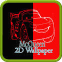 McQueen 2D wallpaper icon