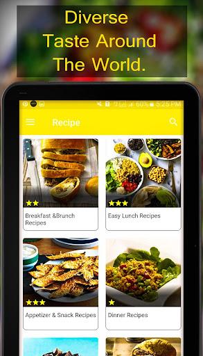 Home Recipes - Quick & Easy 1.0.2 screenshots 1