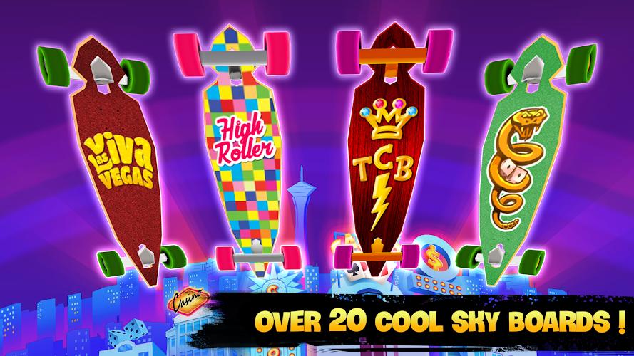 Skyline Skaters Mod Apk v2.0.1