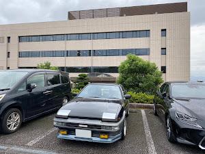 スプリンタートレノ  GTV(昭和60年式)のカスタム事例画像 銀次郎(銀リトラ)さんの2020年09月10日15:25の投稿