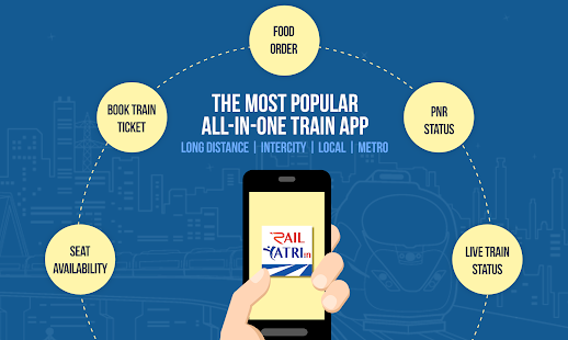 PNR Status & Indian Rail Info- screenshot thumbnail