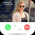 Fake call- Prank call, Fake caller id, prankdial icon