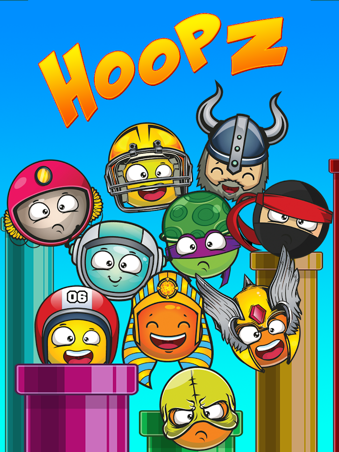 Hoopz- screenshot