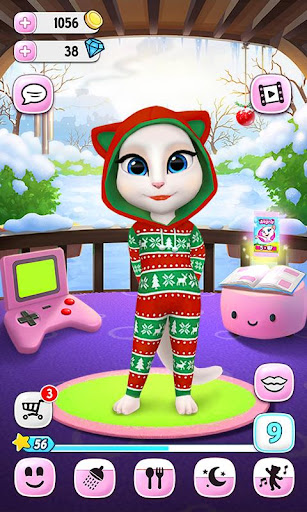 Mi Talking Angela  trampa 5