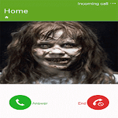Home Calling Scare Prank