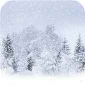 Live wallpapers : winter snow