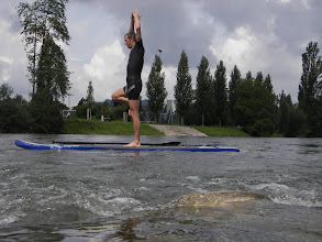 Photo: Chris - more yoga