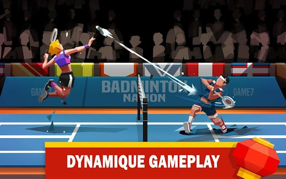 Badminton Liga APK screenshot thumbnail 19
