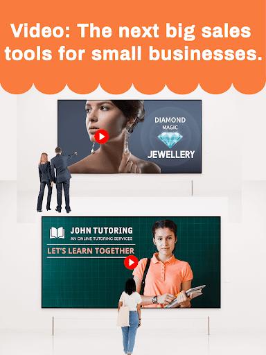Marketing Video, Promo Video & Slideshow Maker 28.0 screenshots 10