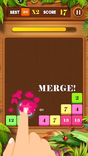 Drag n Merge: Block Puzzle cheat screenshots 2