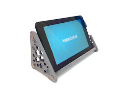 MatterControl Touch Stand - Honeycomb