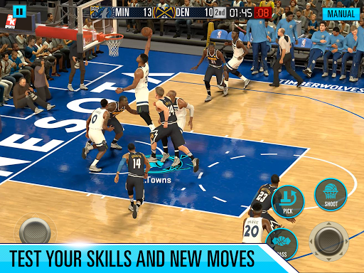 NBA 2K Mobile Basketball 2.10.0.4880679 screenshots 9