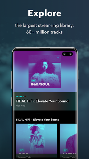 TIDAL Music - Hifi Songs, Playlists, & Videos screenshots 4