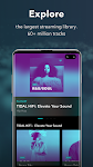 screenshot of TIDAL Music - Hifi Songs, Playlists, & Videos