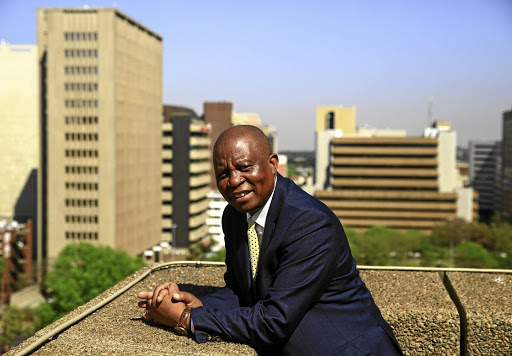 Financial mess: Johannesburg mayor Herman Mashaba, of the DA, has been at the helm since August 2016 when the ANC lost control of SA's biggest metro. Picture: SIMPHIWE NKWALI/SUNDAY TIMES