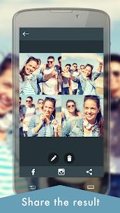 KVAD Camera +: best selfie app, cute selfie, Grids 4