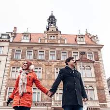 Wedding photographer Alena Gurenchuk (AlenaGurenchuk). Photo of 23.01.2017